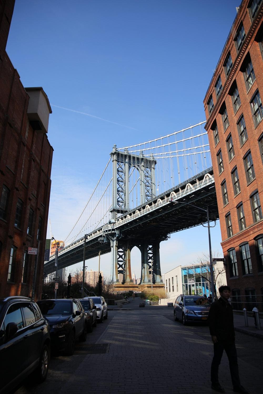 manhatten bridge, new york